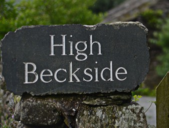 High Beckside Holiday Cottage